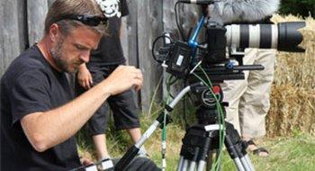 Første norske filmet med speilrefleks