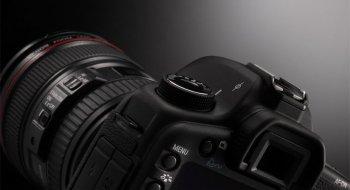 Canon bekrefter firmware