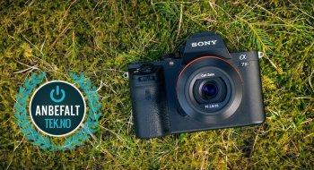 Test: Sony Alpha a7 II