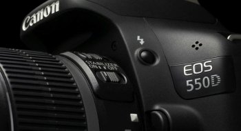 Test: Canon EOS 550D