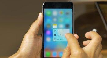 Messenger har nå fått bedre støtte for 3D Touch-teknologien