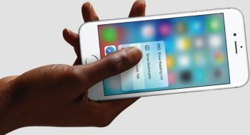 Apple har lansert iPhone 6S