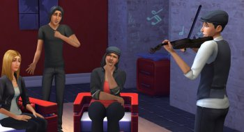 Ingen nettkrav i The Sims 4