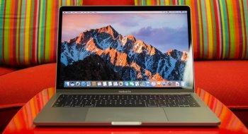 Test: Apple MacBook Pro 13 i5 3.1GHz 8GB 256GB m/Touch Bar (Mid 2017)
