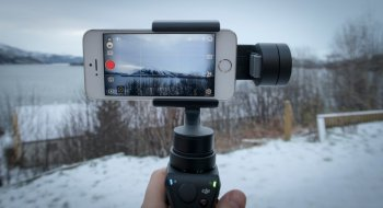 Test: DJI Osmo Mobile