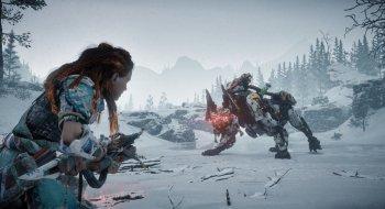 Se 12 minutter fra Horizon Zero Dawn: The Frozen Wilds