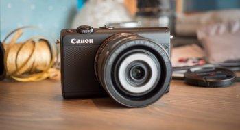 Test: Canon EOS M100