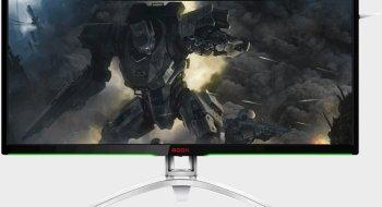 AOCs nye spillskjerm er både kurvet, ultrabred og stor