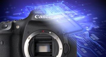 Kraftig oppdatering for Canon EOS 7D