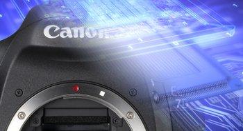 Oppdaterer Canon EOS 7D og 5D Mark III