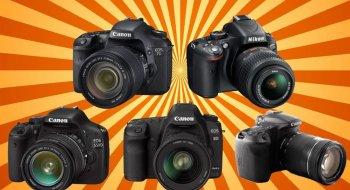 De 5 mest populære systemkameraene