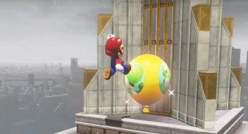 Nå kan du delta i hektiske ballongjakter i Super Mario Odyssey