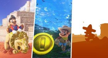 Se redaksjonens Super Mario Odyssey-bilder