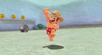 Super Mario Odyssey selger unna