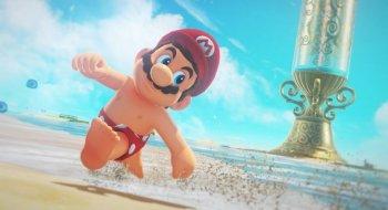 Se syv nye minutter fra Super Mario Odyssey