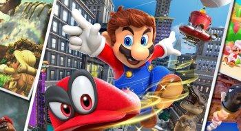 Test: Super Mario Odyssey