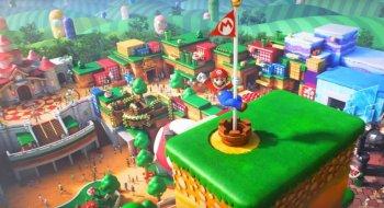 Universal bygger Mario-parker – her er det første glimtet