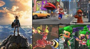 Her er spillene som er bekreftet for Nintendo Switch