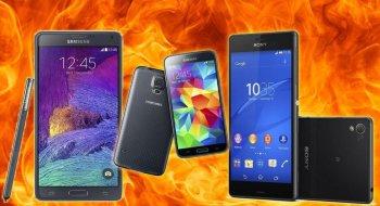 Dette er de heteste mobiltelefonene akkurat nå