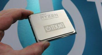 Unboxing: Vi har fått AMD Ryzen Threadripper i hus