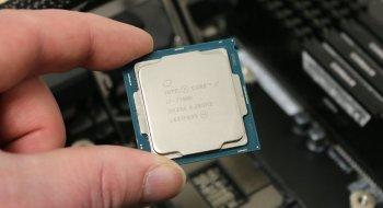 Test: Intel Core i7-7700K