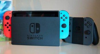 Nintendo har solgt nesten 5 millioner Nintendo Switch-konsoller