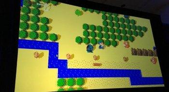 Slik så prototypen til The Legend of Zelda: Breath of the Wild ut