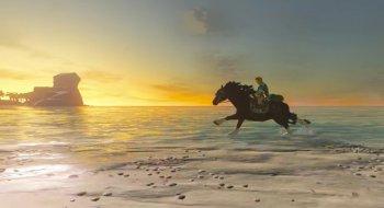 The Legend of Zelda: Breath of The Wild har fått slippdato i ny trailer