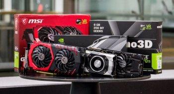 Test: MSI GeForce GTX 1070 Ti Gaming