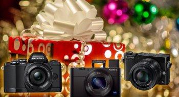 Her er kameraene som fortjener å havne under juletreet