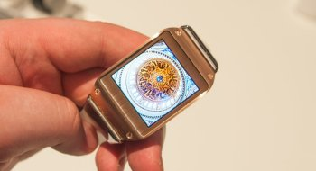 Test: Samsung Galaxy Gear SM-V700