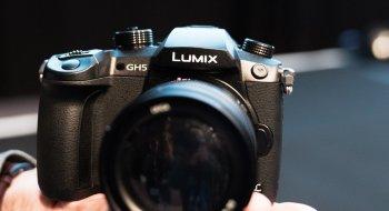 Her er første glimt av GH5