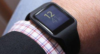 Test: Sony SmartWatch 3