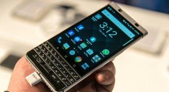 Test: BlackBerry KEYone
