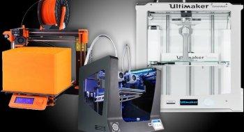 Dette er folkets favoritt-3D-skrivere