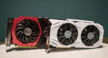 Test: Asus GeForce GTX 1060 3GB Dual OC