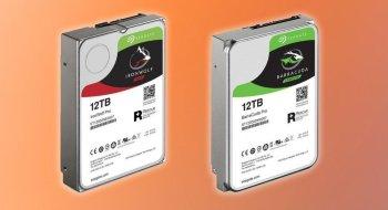 Nye harddisker gir 12 TB til PC-en din