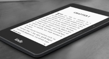 Amazon slipper snart ny Kindle med høyere oppløsning