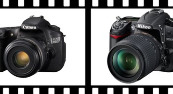 Kameraprodusenter oppdaterer programvare