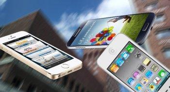 Disse mobilene solgte best i mars