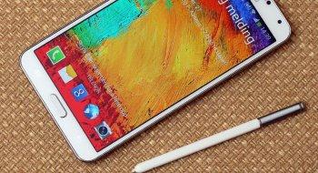 Nå har KitKat kommet til Samsung Galaxy Note 3