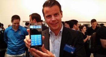 Se hva Galaxy Note 3kan