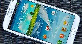 Samsungs neste Note dukket opp i ytelsestester