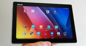 Test: Asus ZenPad 10 Z300CL 4G 32 GB