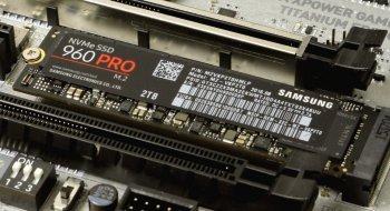 Test: Samsung 960 Pro 2TB