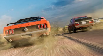 Forza Horizon 3 lot spiller kjøre om kapp med avdød venn