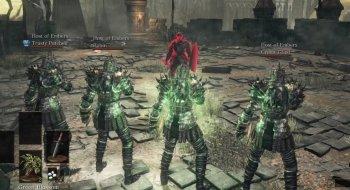 Denne gjengen har en noe spesiell måte å takle invasjoner i Dark Souls III