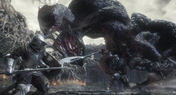 Dark Souls III gjør det skarpest på PlayStation 4