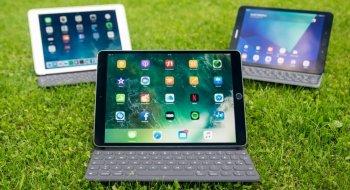 """Test: Apple iPad Pro 10.5"""" 256GB 4G (Mid 2017)"""