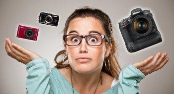Guide: Hva slags kamera trenger du?